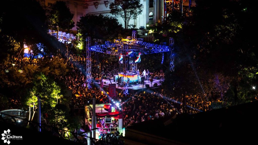 "Las plazas del CHA se llenarán de actividades en esta ""Semana de la Cultura""."