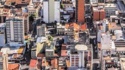Centro de Asunción. Fuente: fotociclo