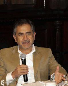 Augusto Barrera, ex alcalde de la ciudad de Quito. Foto: prensa SNC.