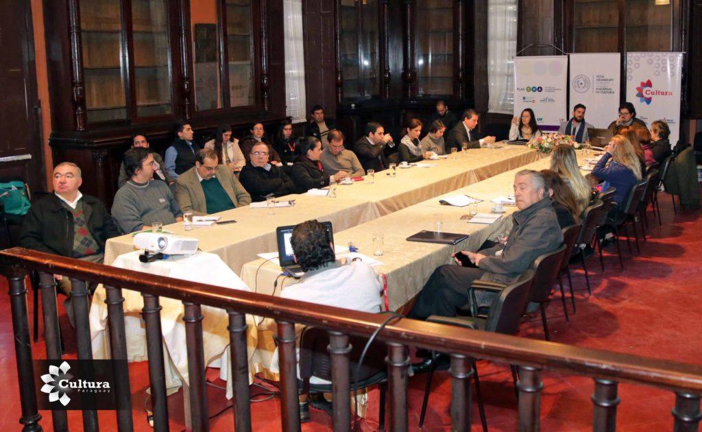 Todos los representantes de las instituciones del Gobierno integrantes del Consejo del Plan CHA estuvieron presentes. Foto: prensa SNC