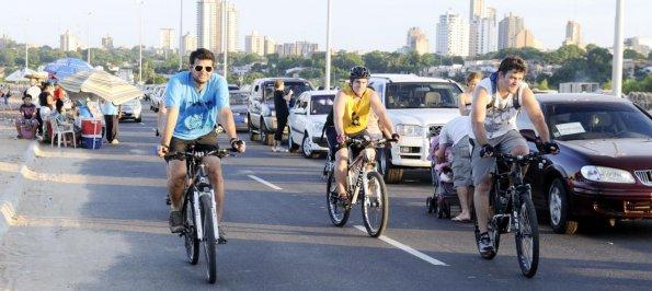 Transporte en bicicleta
